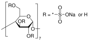 β-Cyclodextrin Sulfated Sodium Salt