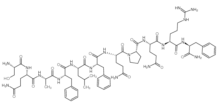Neuropeptide SF (human)