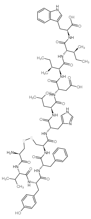 [Cys11-Cys15]-endothelin-1(11-21)